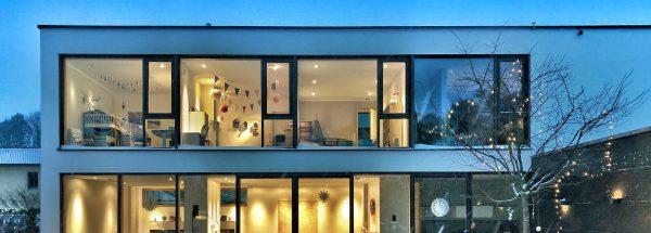 Gebäude modernisieren