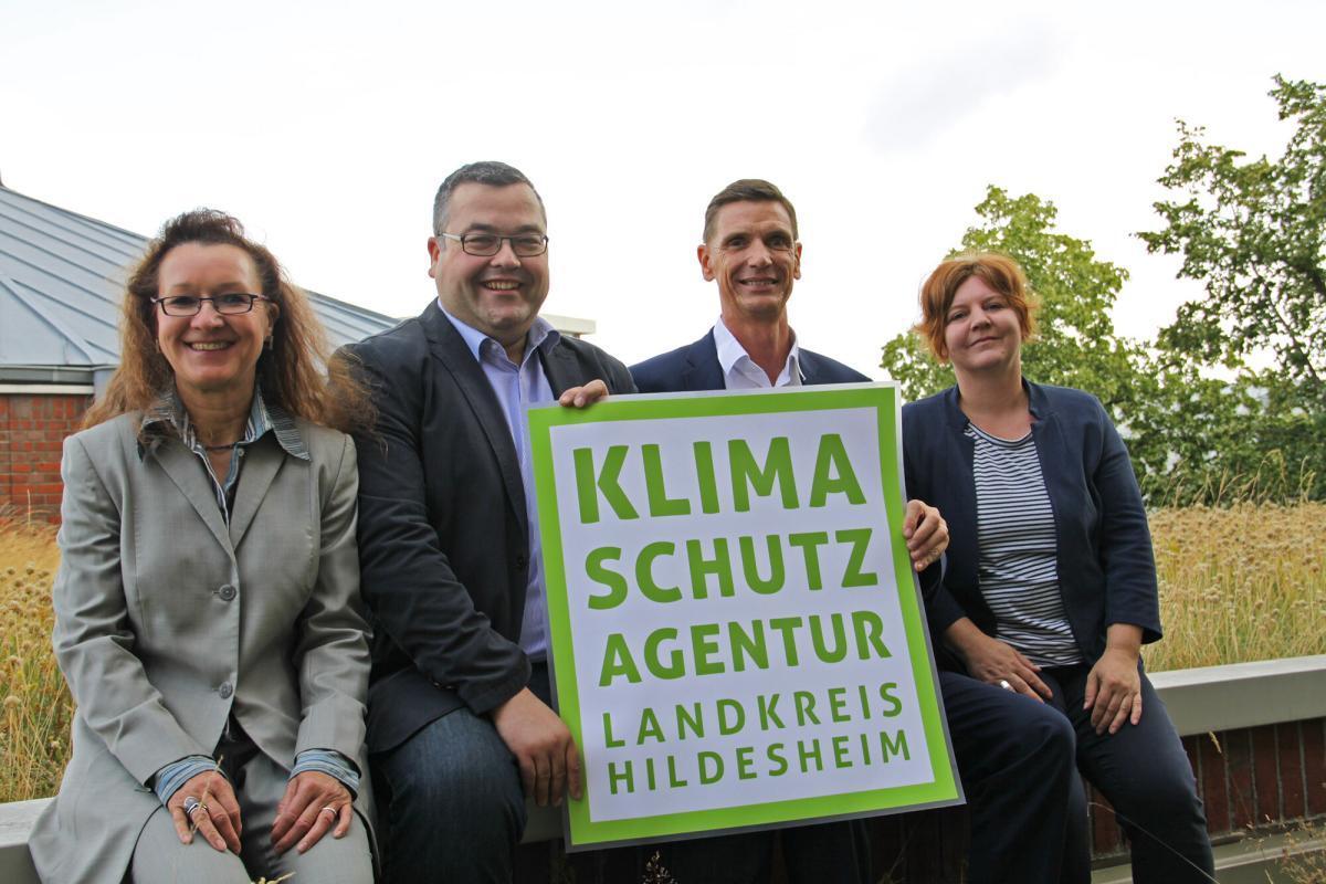 Die neue Klimaschutzagentur Hildesheim präsentiert sich